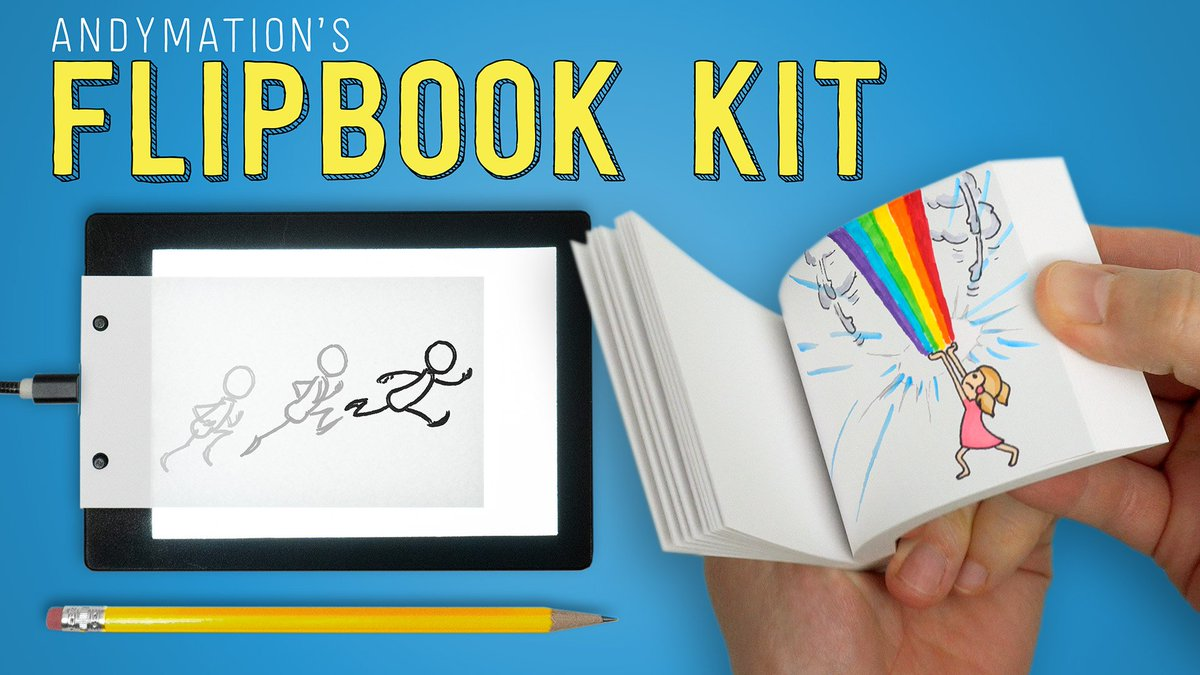 Andy Bailey On Twitter My New Flipbook Animation Kit Is Live On Kickstarter Big Thanks Everyone Who Has Backed It Already 18 Hours Left For Early Bird Pricing Https T Co Nrxqlcglyz Https T Co Areh9ygxh2 6 steps to create an online magazine with paperturn flipbook animation kit