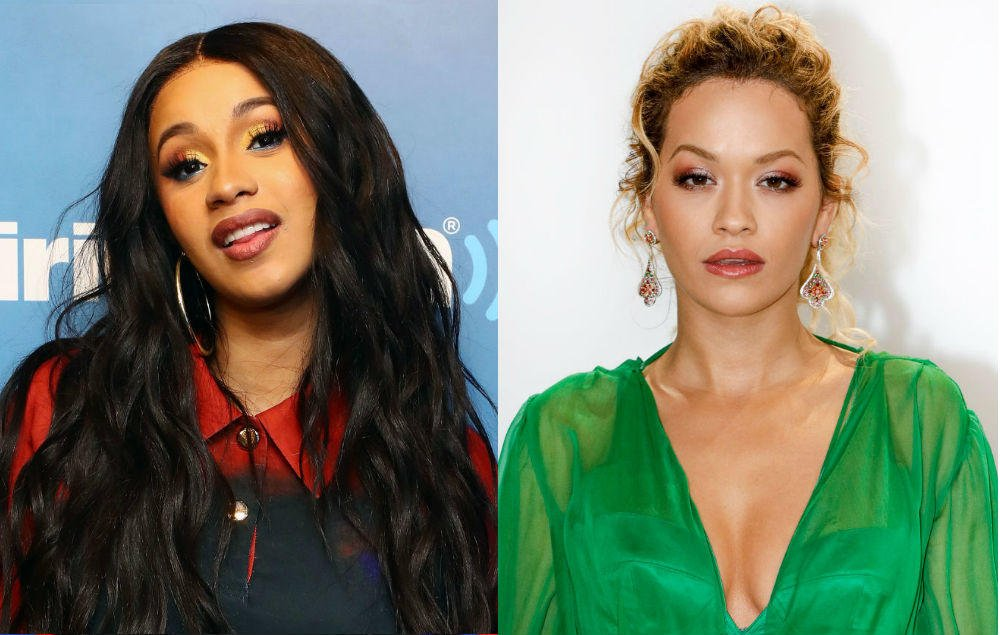 Cardi B defends Rita Ora's 'Girls' amid criticism from the LGBTQ+ community https://t.co/wiwgkYyzmx https://t.co/aSsVy4NOD3