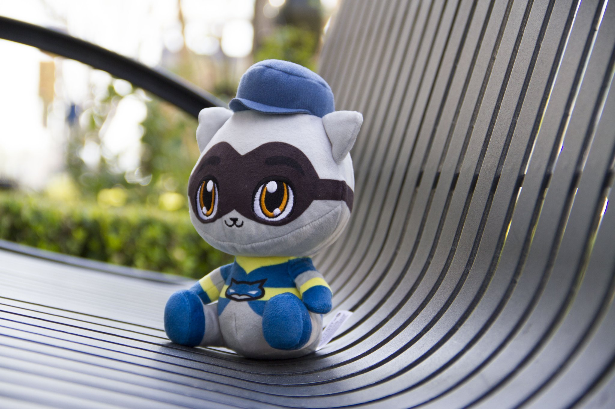 Sly Cooper Stuffed Animal, Stubbins Plush On Twitter After All There S No Honor No Challenge No Fun In Stealing From Ordinary People You Rip Off A Master Criminal And You Know You Re A Master Thief