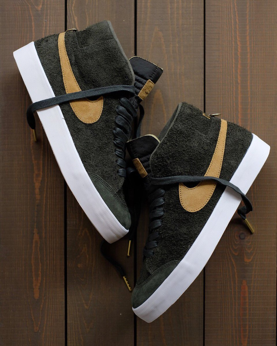 The Club 58 Blazer Mid quickstrike from  nikesb drops this Saturday the  19th in storepic.twitter.com kgogf67ZFT c62bcf3e68