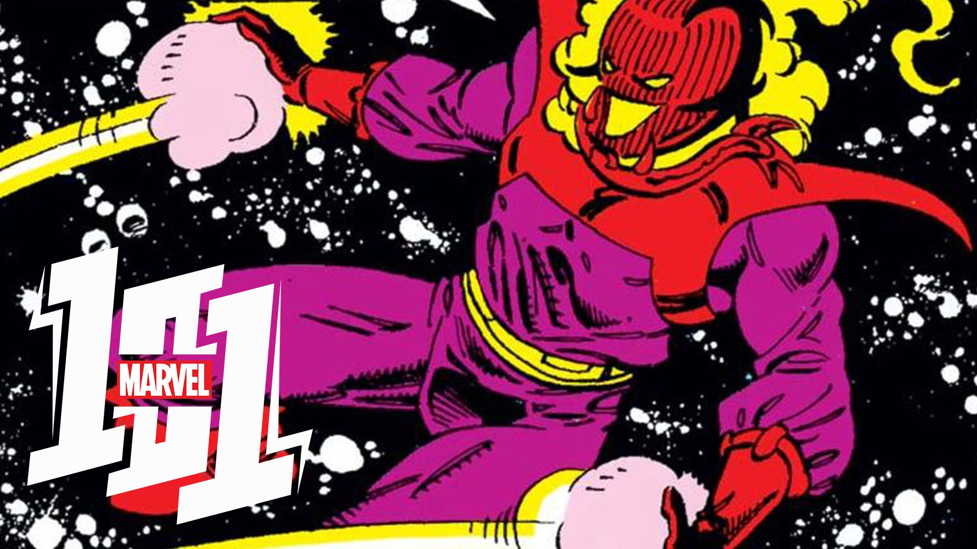 This week on #Marvel101, discover how Dormammu is one of the greatest forces of evil in the universe! https://t.co/F2NTp77Zyg