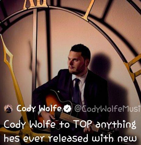 Cody Wolfe AMAZING 💜💜💜🔥🎵🎸🎤🎶