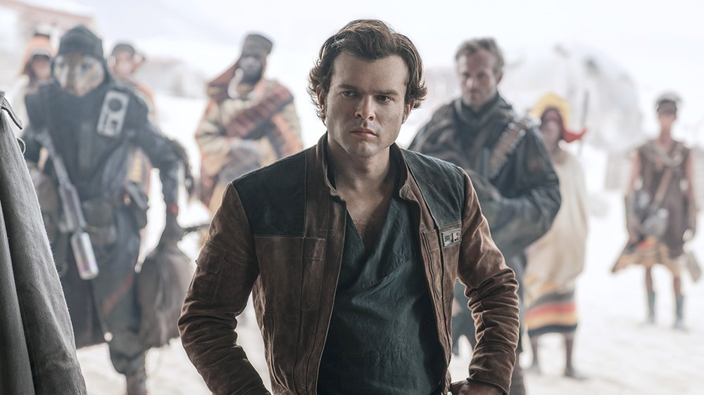 REVIEW: #SoloAStarWarsStory https://t.co/V5My7qeycC https://t.co/Ur8En1pG2z