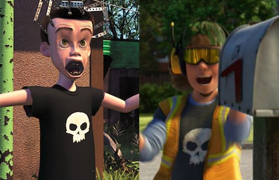 David Amador On Twitter Sid Returns In Toy Story 3 As The