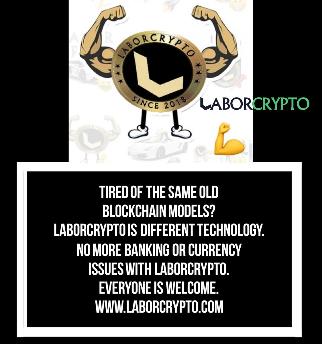 Don&#39;t be left out Join Our Telegram Group Today Link in bio #investinyourfuture  #doitnow  #realmoney   #buy  #coinbase  #investments  #tradebitcoin  #bcc  #bitcoinwallet  #bitcointrading  http://www. laborcrypto.com  &nbsp;  <br>http://pic.twitter.com/5DRNocfRaG