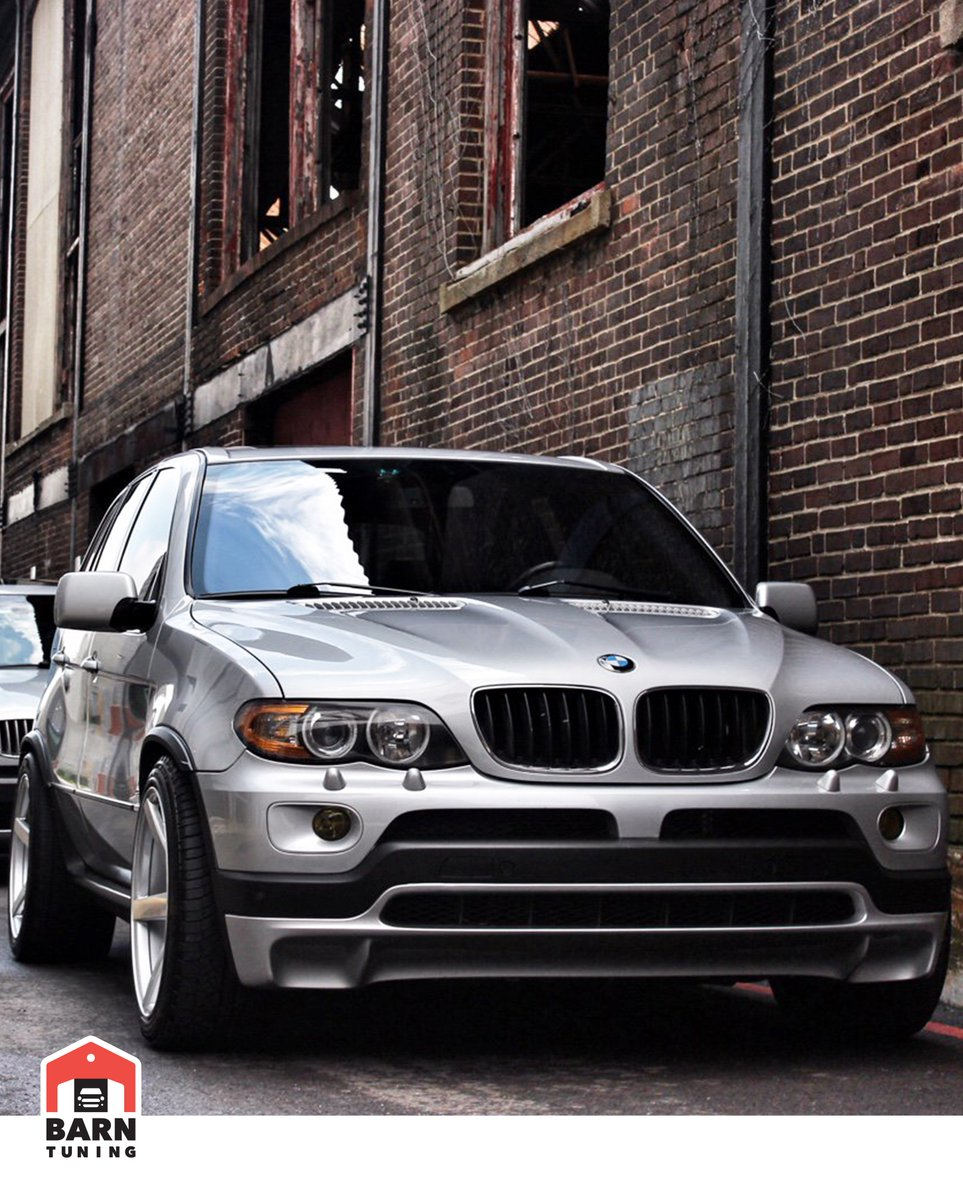 barn on twitter bmw x5 e53 style full bodykit for. Black Bedroom Furniture Sets. Home Design Ideas