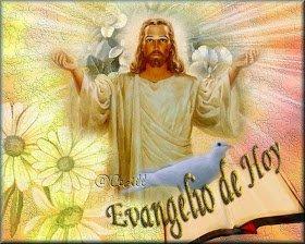 #EvangeliodelDía   Padre, cuida en tu nombre a los que me has dado