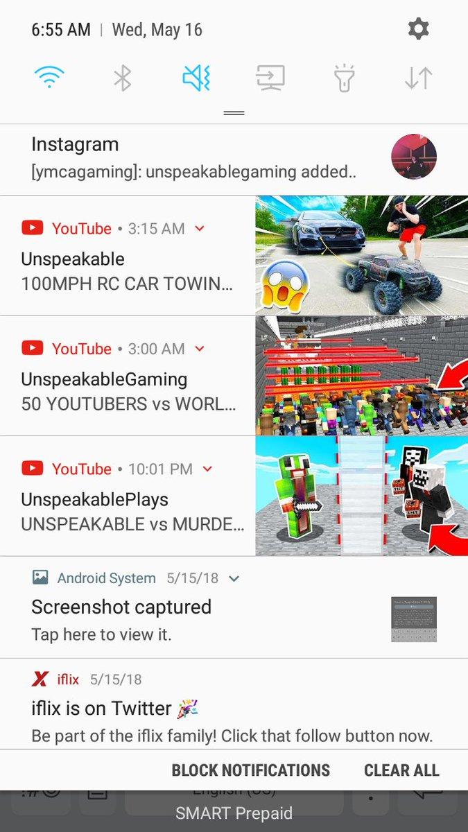 unspeakable minecraft videos