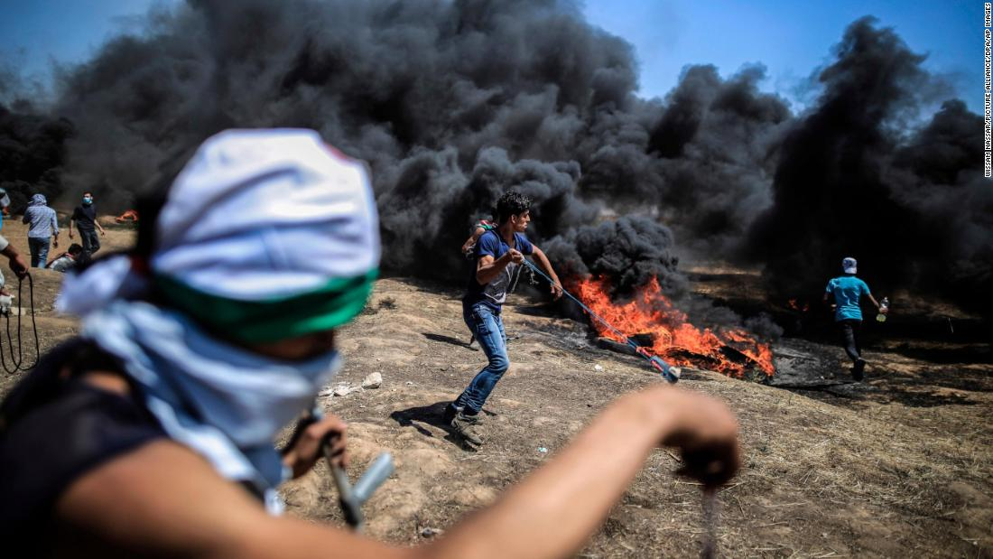 This is why Gazans won't back down | By Brian K. Barber via @CNNOpinion https://t.co/Wjjy4VRIDE https://t.co/3lLPN5awMl