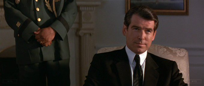 Pierce Brosnan was born on this day 65 years ago. Happy Birthday! What\s the movie? 5 min to answer!
