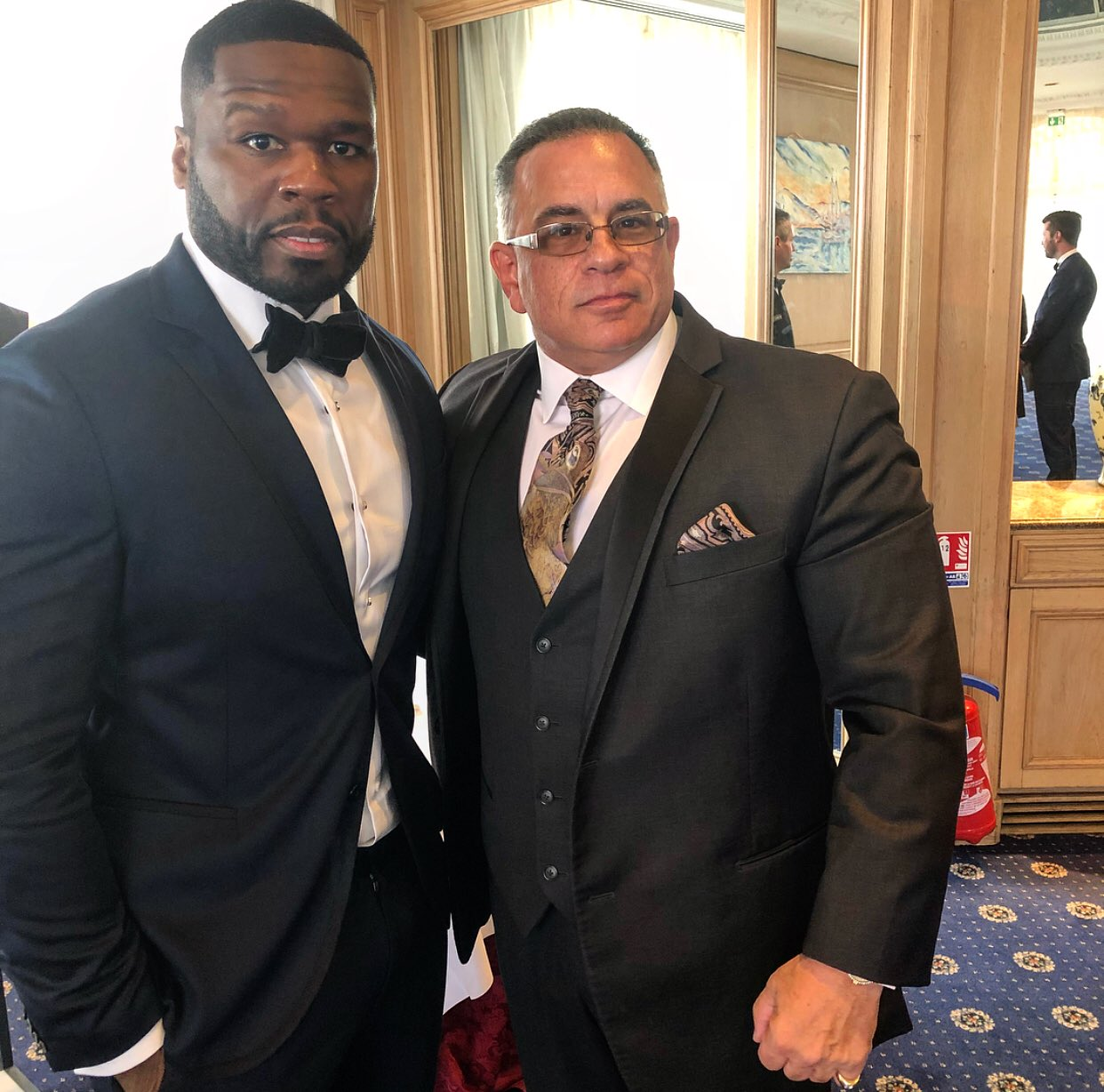 Speaking of Gotti, here's me and John Gotti https://t.co/AuumBSE175