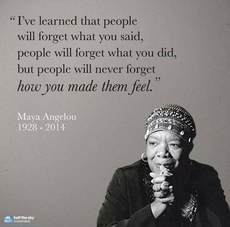 Morning lovelies xxx A little #WednesdayWisdom from the queen of wisdom, Maya Angelou #wednesdaythoughts #WednesdayMotivation #MotivationalQuotes<br>http://pic.twitter.com/72K3DI3S4L