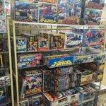 時が止まってる?昔のプラモデルやゲームが新品で売っている店がある!
