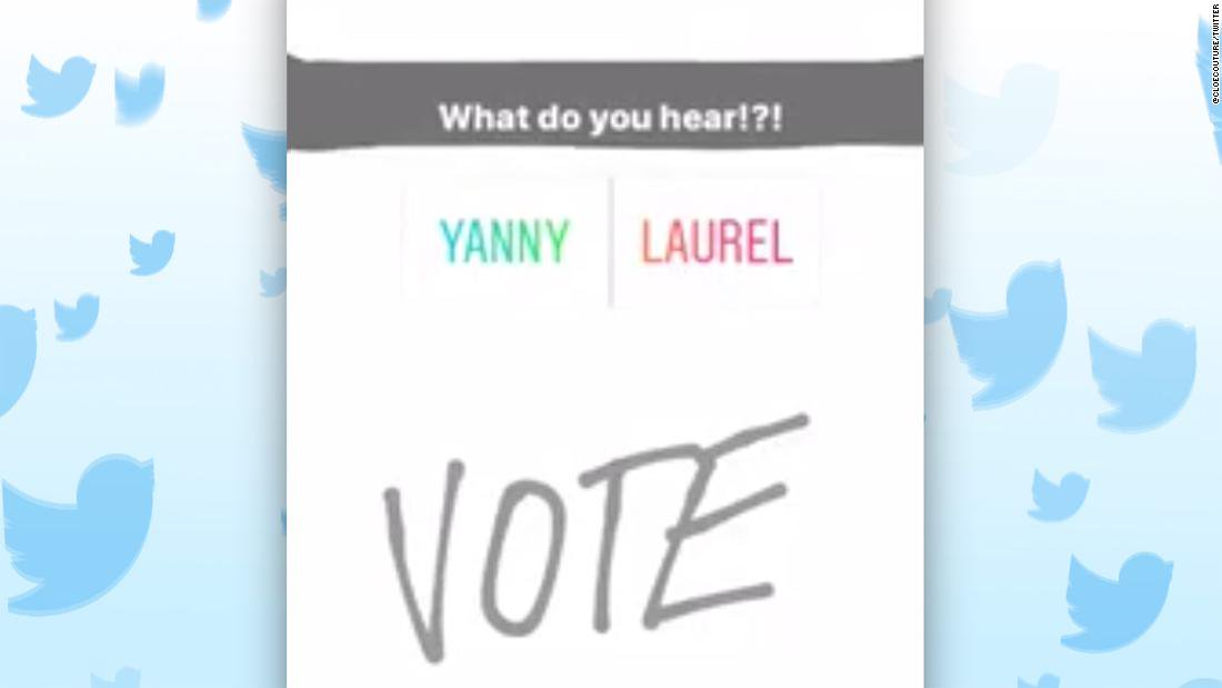 Introducing: the Yanny-Laurel debate that's fractured the internet https://t.co/XjYplgPp54 https://t.co/cP5uwQtWHA