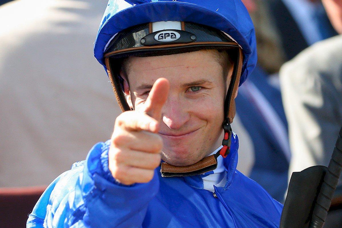 Racing.com's photo on James McDonald
