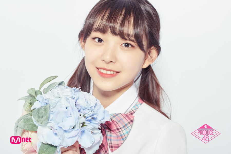 """ˏˋ yoojung hq pics ˎˊ˗ on Twitter: """"⇢ #이유정 #PRODUCE48 official photos #2… """""""