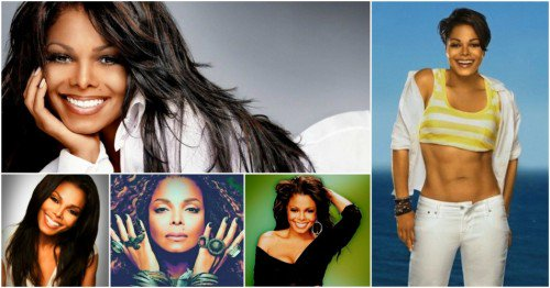Happy Birthday to Janet Jackson (born May 16, 1966)