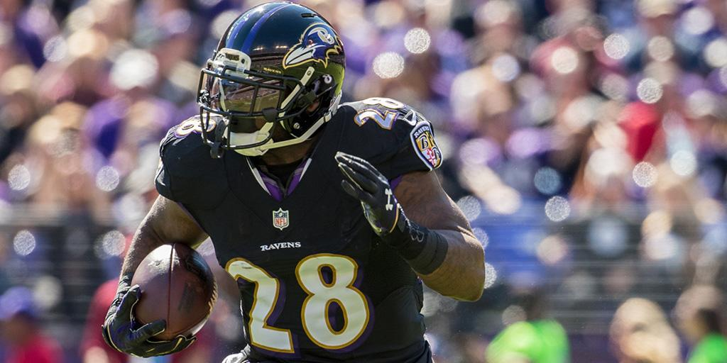 Former Ravens RB @TerranceWestBWI visiting @Colts: https://t.co/Rk2fdcJewz (via @RapSheet) https://t.co/zH8YZOJ167