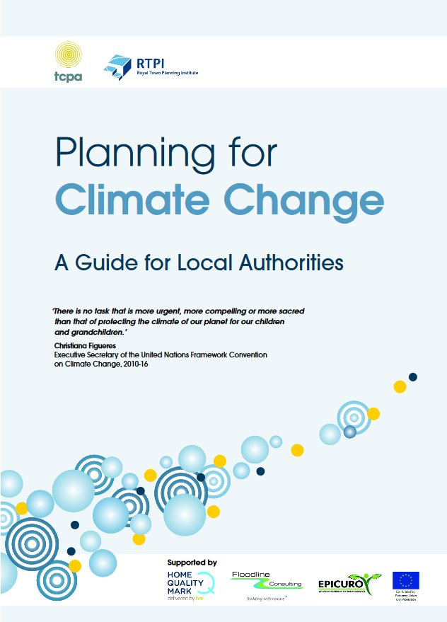 See our new research in collab with @theTCPA on planning for #climatechange - a guide for local authorities, launched at a #parliamentary event today   https:// bit.ly/2rM2Xs4  &nbsp;     #planning #climatechange #locagov<br>http://pic.twitter.com/jXIqztSt8G