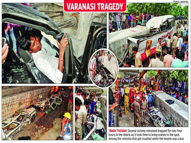 Tainted babu was in charge of Varanasi flyover project https://t.co/aRyBWKfT0Y via @TOILucknow https://t.co/ZigTwwVQ2N