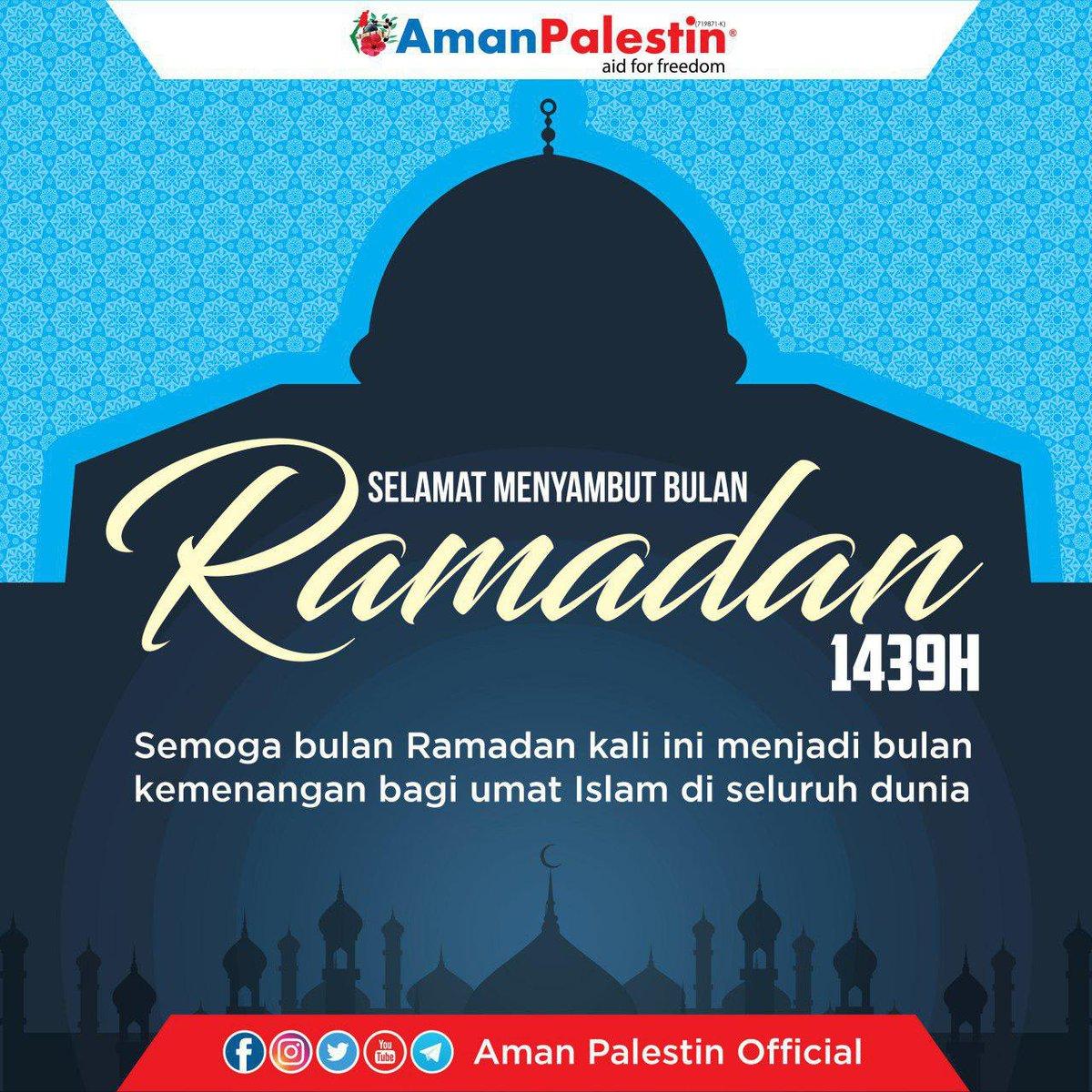 Ya Allah, jadikanlah bulan Ramadan ini bulan kemuliaan bagi kami, agar kami menjalaninya dengan penuh kedamaian, keimanan dan ketakwaan. Semoga ibadah puasa kami tidak sia-sia dan diterima oleh-Mu. Ya Allah, jadikanlah bulan ini bulan kemenangan bagi umat Islam. Salam Ramadan.