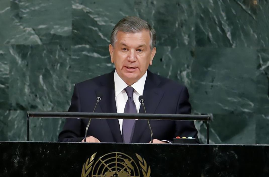 Iain Levine's photo on Uzbekistan