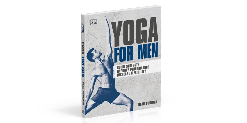 Photo #COMPETITION alert! Are you a man who loves #yoga, or have a great male #yogi in your life? RT & follow by 5PM & reply to this post w/ an original photo doing a favourite #yogapose, for the chance to #WIN a copy of #YogaForMen. #broga #mensyoga #menshealth #WinItWednesday