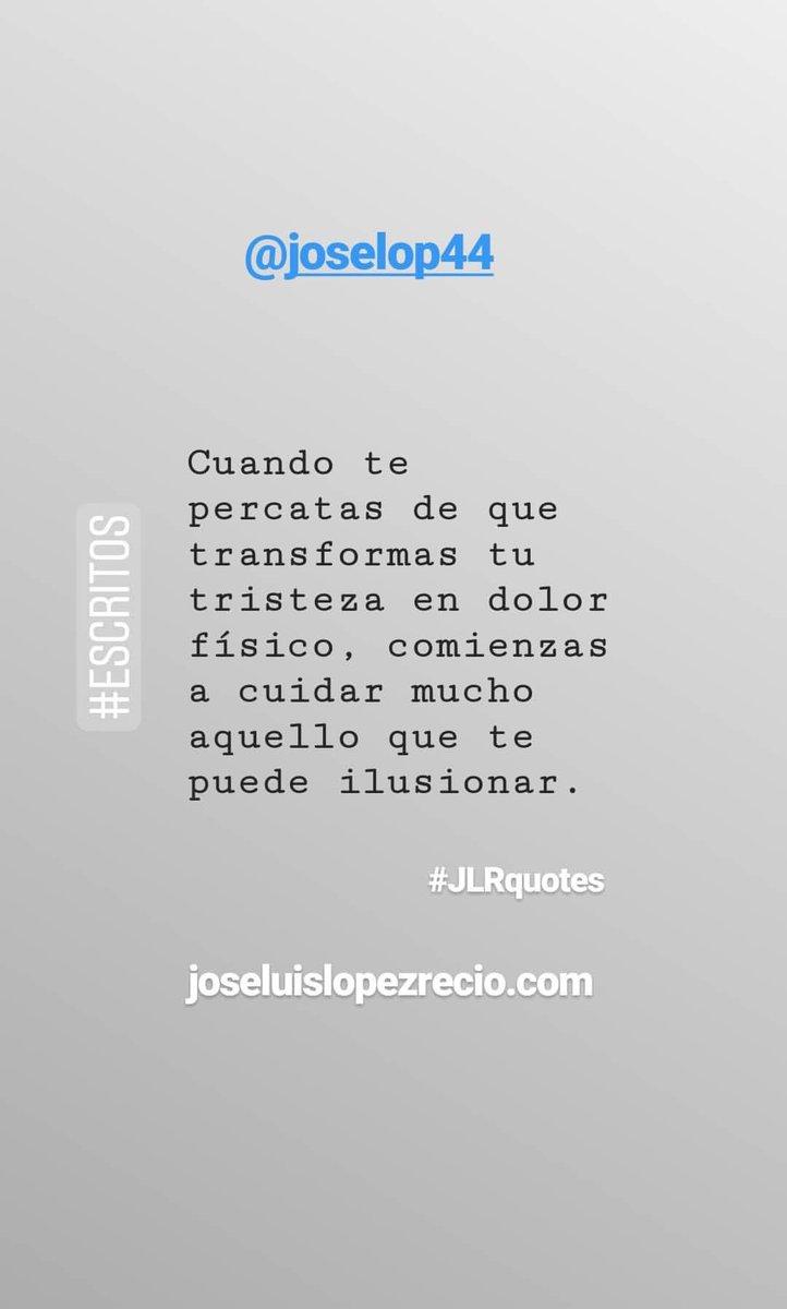 José Luis López Recio On Twitter Cuando Te Percatas De Que