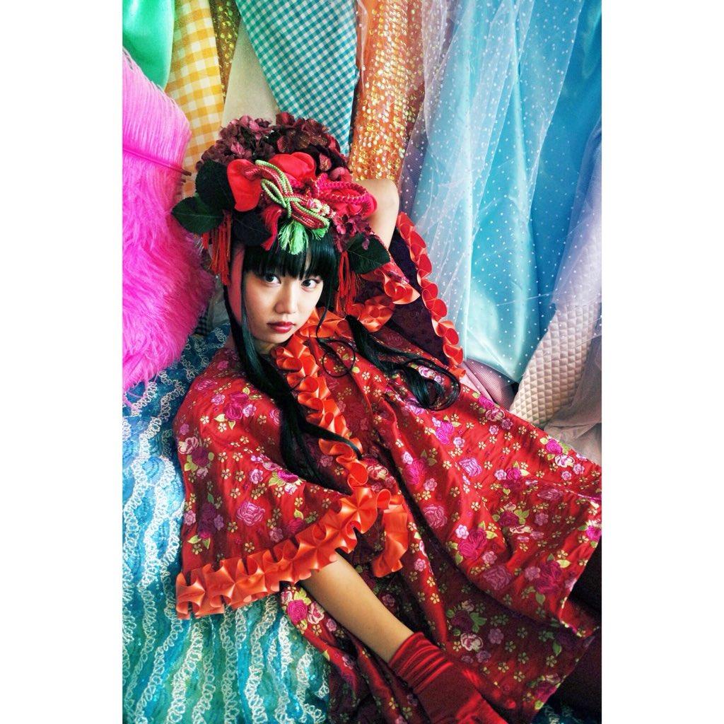 可愛すぎるものができてしまったので自慢させてください😭🙏✨  model▷ぁぃぁぃ@ii2U2  costume&photo▷@MIYA_NISHIYAMA  hair make up▷me  #MIYANISHIYAMA