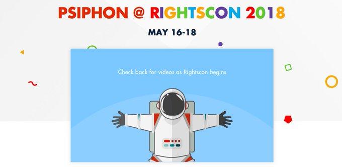 #rightscon Photo