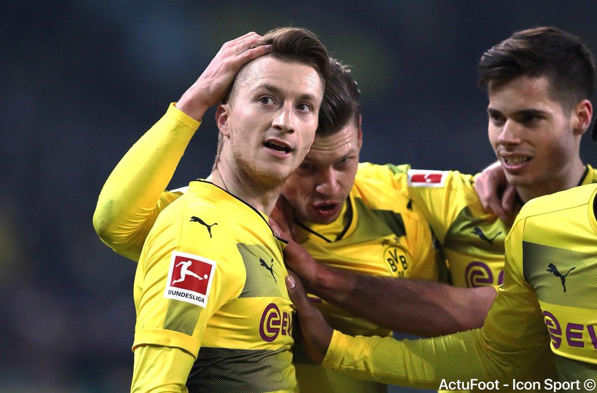 Marco Reus, présent dans la liste de l'Allemagne, disputera (sauf s'il se blesse d'ici le 14 juin) la Coupe du monde 2018 après avoir raté le Mondial 2014 et l'Euro 2016 suite à ses blessures. 🙌