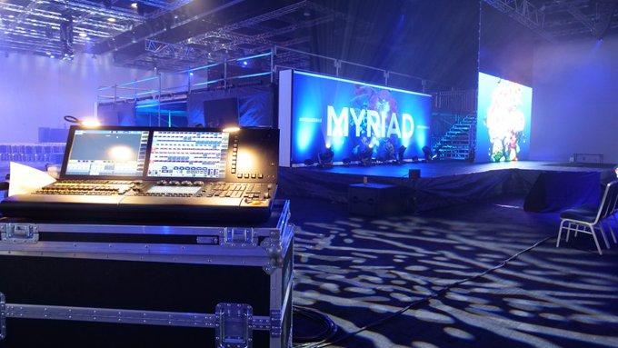 #myriad2018 Photo