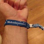Image for the Tweet beginning: Let's go :D #weAreDevs #WeAreDevelopers