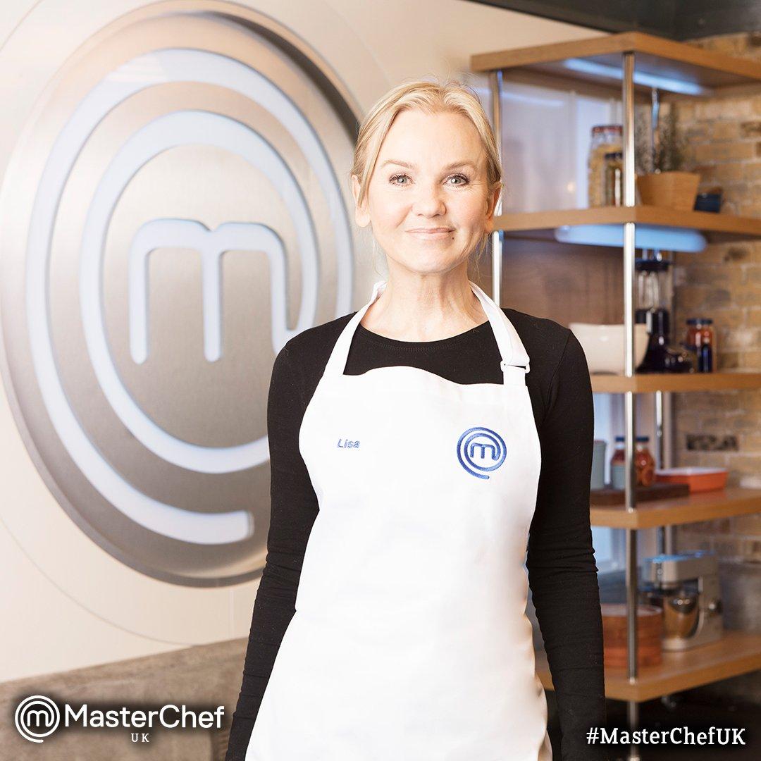 MasterChef UK - Up first in the Celebrity MasterChef ...