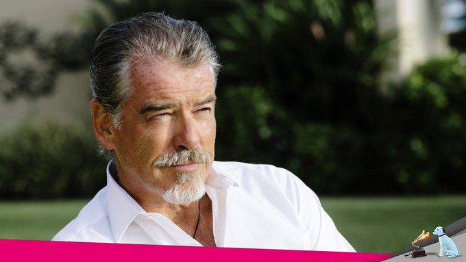 Happy 65th Birthday to Pierce Brosnan!