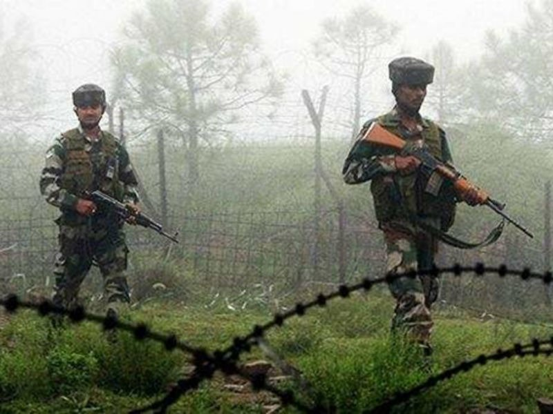 BSF foils infiltration bid along International Border in Jammu and Kashmir's Samba district https://t.co/QH4O7lLadp https://t.co/I5JNsw2KkQ