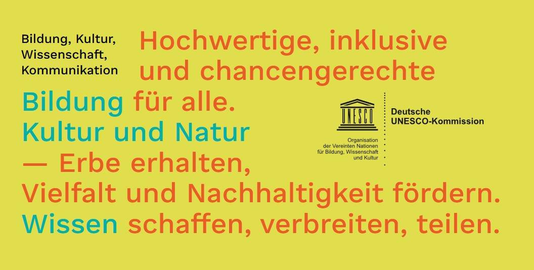Bildung, Kultur, Wissenschaft, Kommunikation