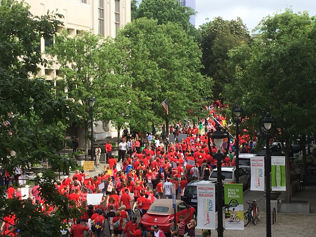 Rally for Respect #Red4Ed #May16 <br>http://pic.twitter.com/SHu0URtxJc