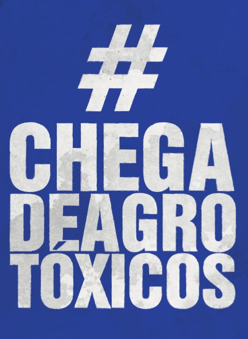 ISA's photo on #ChegadeAgrotóxicos