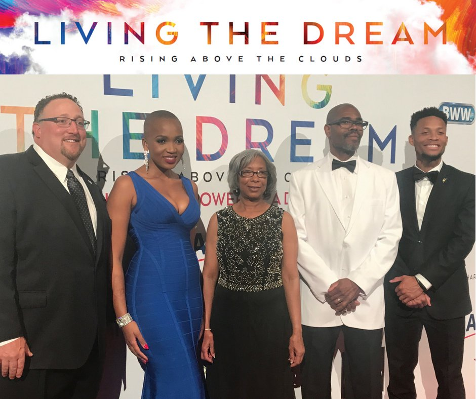 Thank you to our honorees for being a light for change.  David Shapiro - Martin Luther King JR. Service Award @MENTORnational @mpumi_nobiva - Dream Blazer Award Beverly Smith - Mentor of the Year Darwin Kemp - Mentor of the Year Roosevelt Neely - Mentor of the Year #usdreamacaemy