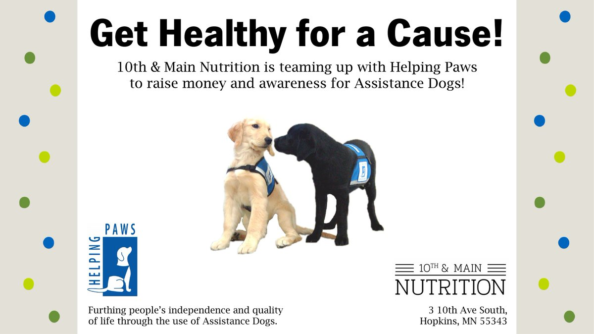 Helping Paws, Inc  on Twitter: