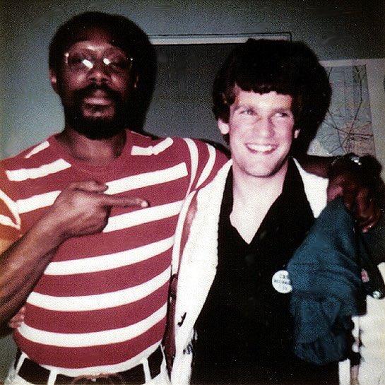 Happy Birthday Billy Cobham today    (Photo from 1977 by