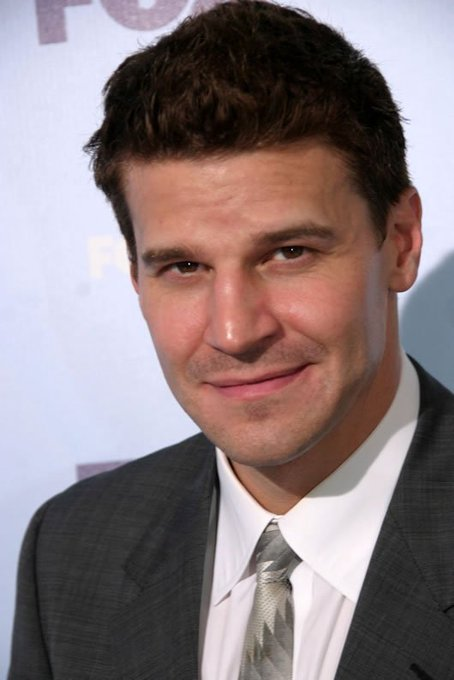 Happy Birthday David Boreanaz