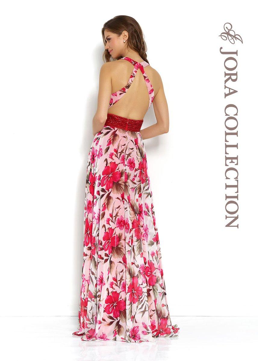 Lujoso Vestidos De Fiesta Jora Ideas Ornamento Elaboración ...