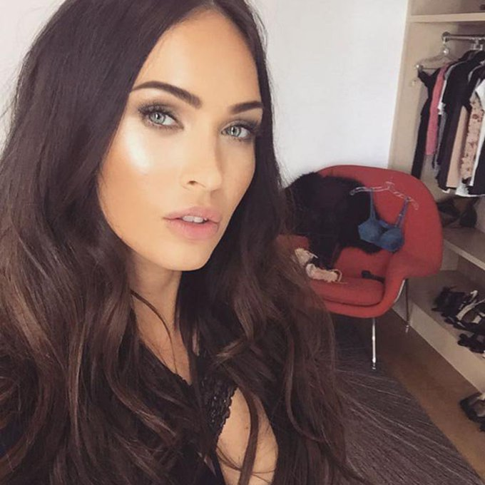 Happy birthday to the ultra babe that is Megan Fox