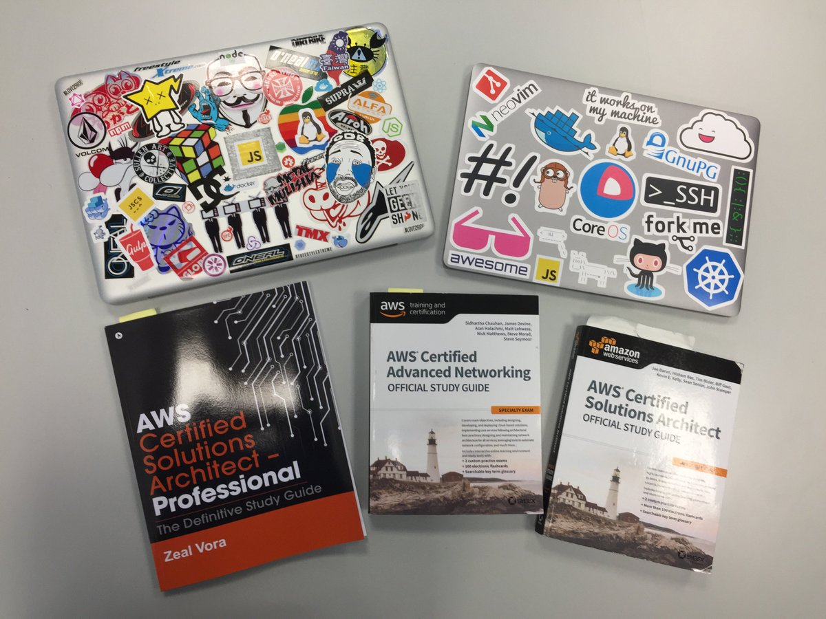 Maik Ellerbrock On Twitter Yes Hit Another Aws Certification