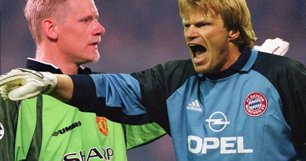Which legend would you have preferred at your club?  Retweet for Peter Schmeichel  Favourite for Oliver Kahn