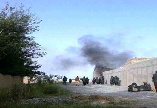 Весеннее наступление Талибана