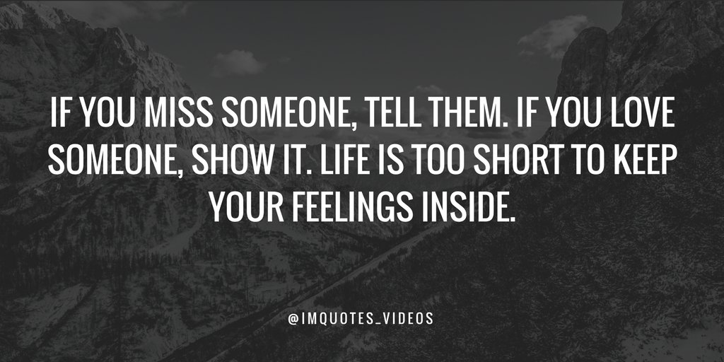 Inspired Motivation Quotes On Twitter Express Your Feelings To