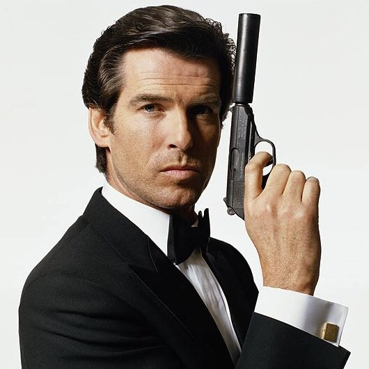 Happy Birthday to the of our childhood, Pierce Brosnan.